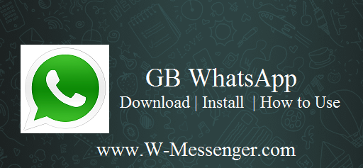 GB WhatsApp Download Install How to Use