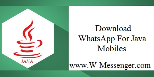 WhatsApp For Java Download Install WhatsApp on Java Mobiles
